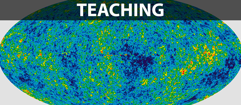 Teaching in Astronomy